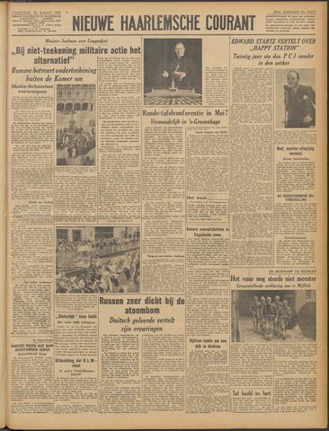 Nieuwe Haarlemsche Courant 1947-03-26