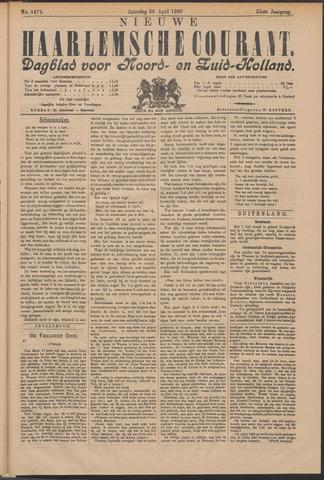 Nieuwe Haarlemsche Courant 1900-04-28