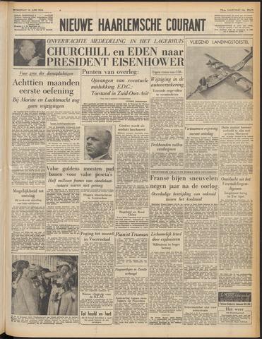 Nieuwe Haarlemsche Courant 1954-06-16