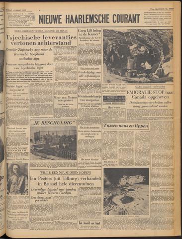 Nieuwe Haarlemsche Courant 1952-03-14