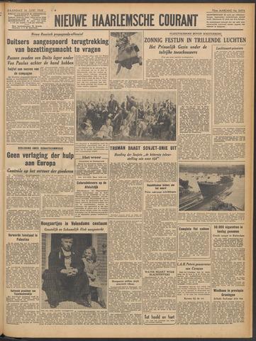 Nieuwe Haarlemsche Courant 1948-06-14