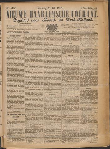 Nieuwe Haarlemsche Courant 1902-07-28