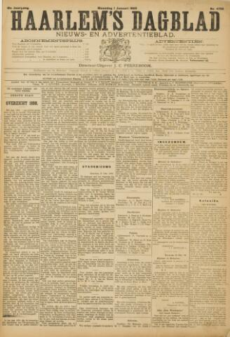 Haarlem's Dagblad 1899