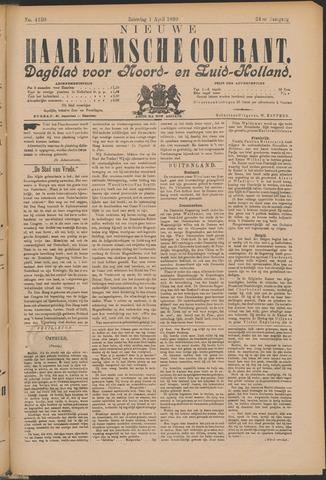 Nieuwe Haarlemsche Courant 1899-04-01