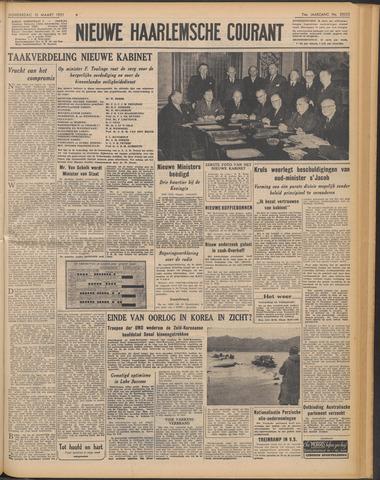 Nieuwe Haarlemsche Courant 1951-03-15