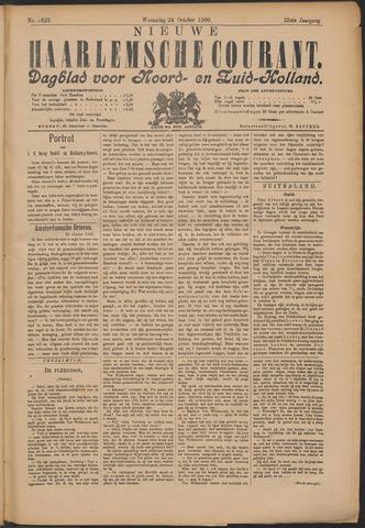 Nieuwe Haarlemsche Courant 1900-10-24