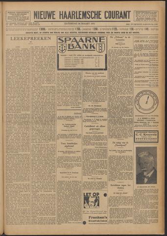 Nieuwe Haarlemsche Courant 1931-03-28