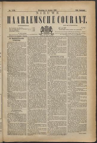 Nieuwe Haarlemsche Courant 1891-10-21