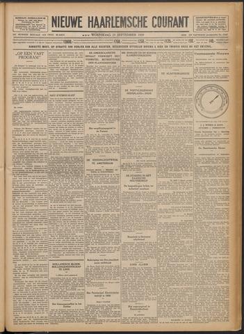 Nieuwe Haarlemsche Courant 1929-09-25