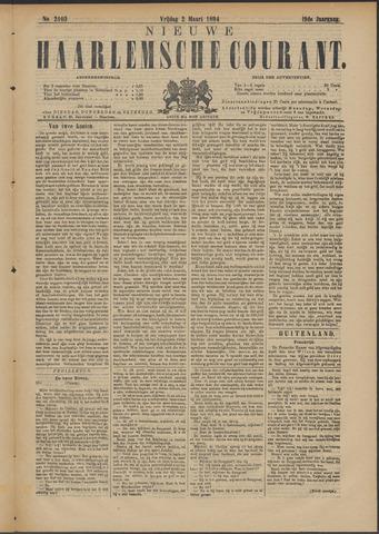 Nieuwe Haarlemsche Courant 1894-03-02