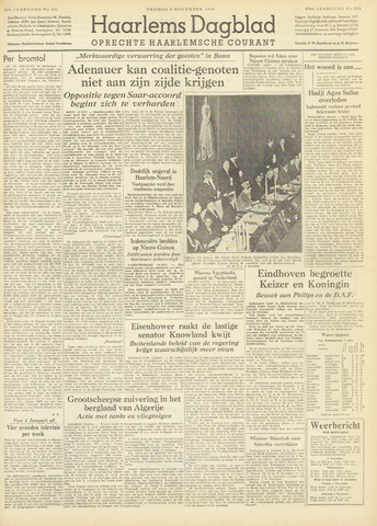 Haarlem's Dagblad 1954-11-05