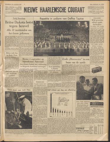Nieuwe Haarlemsche Courant 1959-08-20
