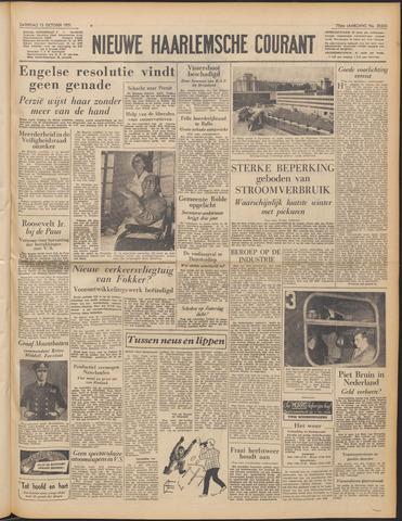 Nieuwe Haarlemsche Courant 1951-10-13