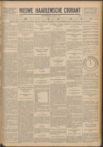 Nieuwe Haarlemsche Courant 1930-07-24