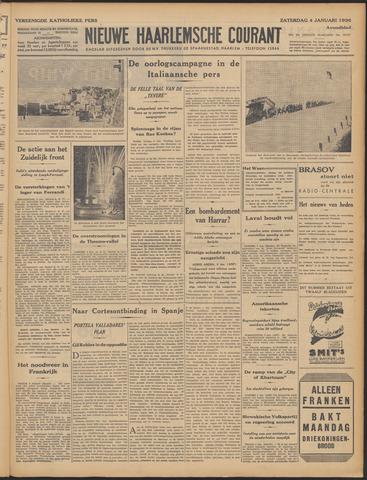 Nieuwe Haarlemsche Courant 1936-01-04
