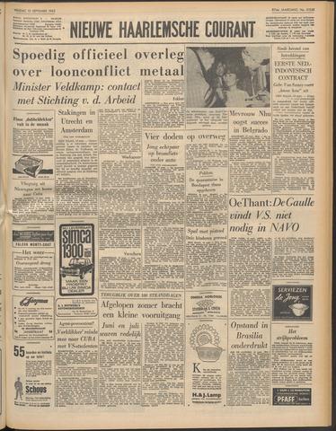 Nieuwe Haarlemsche Courant 1963-09-13