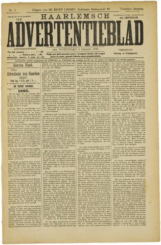 Haarlemsch Advertentieblad 1898-01-05