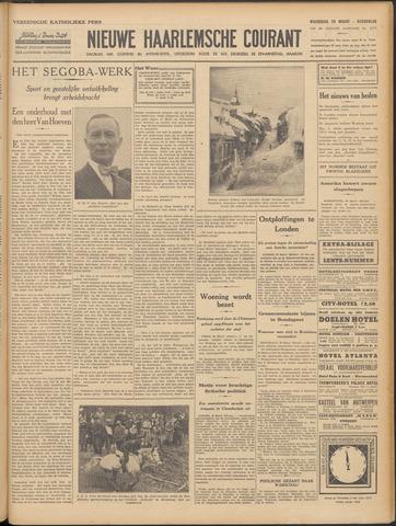 Nieuwe Haarlemsche Courant 1939-03-29