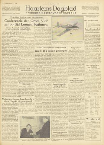 Haarlem's Dagblad 1954-01-15