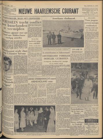 Nieuwe Haarlemsche Courant 1957-04-26