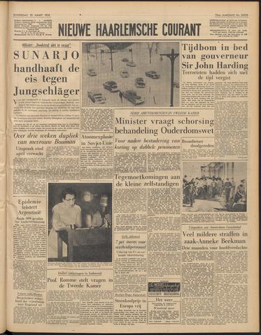 Nieuwe Haarlemsche Courant 1956-03-22