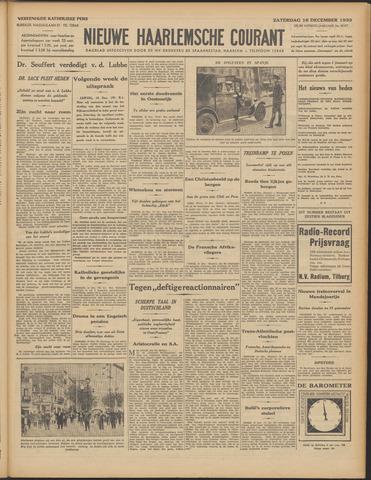 Nieuwe Haarlemsche Courant 1933-12-16