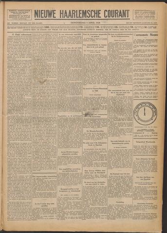 Nieuwe Haarlemsche Courant 1928-04-05