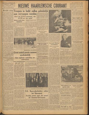 Nieuwe Haarlemsche Courant 1947-02-12