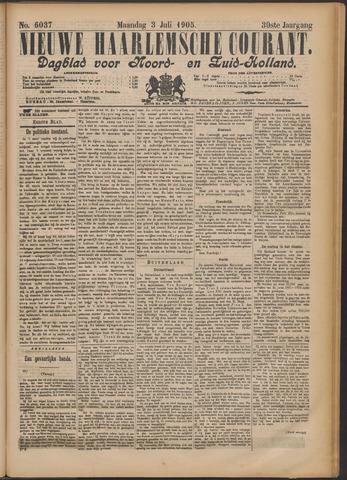 Nieuwe Haarlemsche Courant 1905-07-03