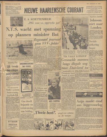 Nieuwe Haarlemsche Courant 1965-01-28