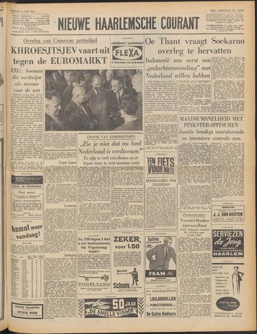 Nieuwe Haarlemsche Courant 1962-06-08