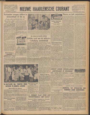 Nieuwe Haarlemsche Courant 1950-11-25