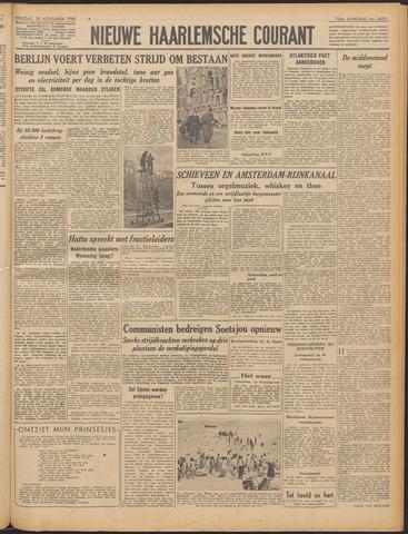 Nieuwe Haarlemsche Courant 1948-11-30