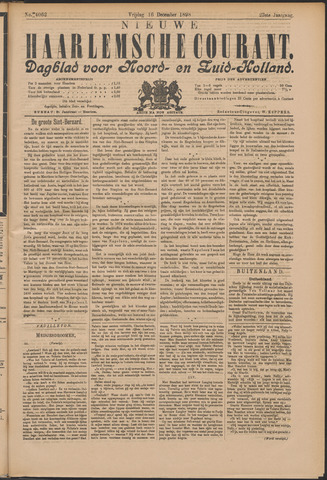 Nieuwe Haarlemsche Courant 1898-12-16