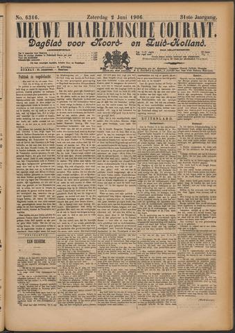 Nieuwe Haarlemsche Courant 1906-06-02