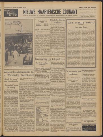 Nieuwe Haarlemsche Courant 1940-06-25