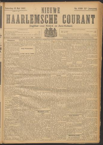 Nieuwe Haarlemsche Courant 1907-05-18