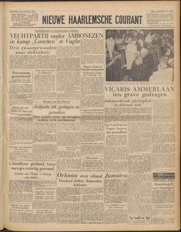 Nieuwe Haarlemsche Courant 1951-08-20