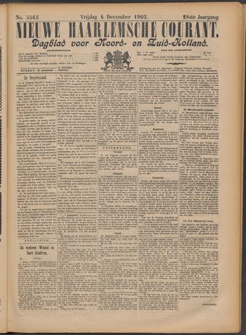 Nieuwe Haarlemsche Courant 1903-12-04