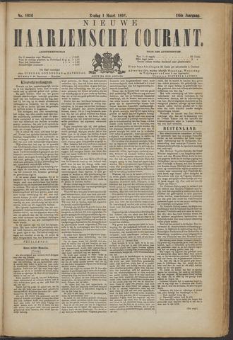 Nieuwe Haarlemsche Courant 1891-03-01