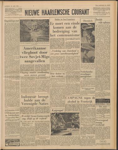 Nieuwe Haarlemsche Courant 1955-06-25