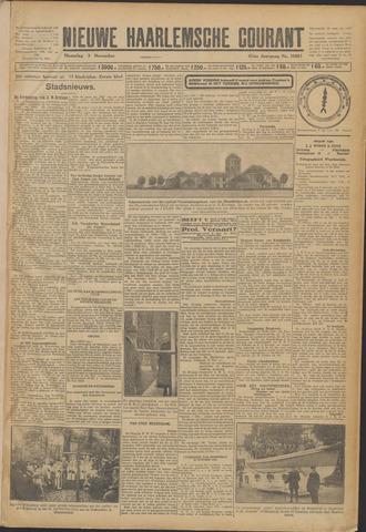 Nieuwe Haarlemsche Courant 1924-11-03