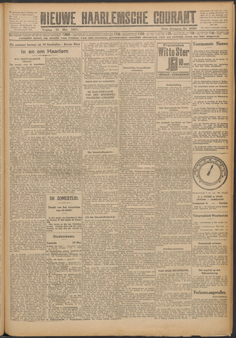 Nieuwe Haarlemsche Courant 1927-05-13