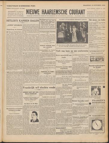 Nieuwe Haarlemsche Courant 1932-10-10