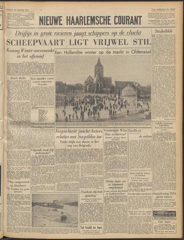 Nieuwe Haarlemsche Courant 1954-01-29