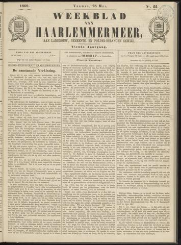Weekblad van Haarlemmermeer 1869-05-28