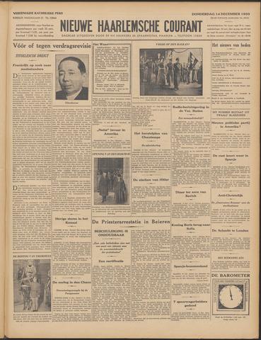 Nieuwe Haarlemsche Courant 1933-12-14