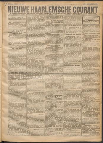 Nieuwe Haarlemsche Courant 1920-02-27