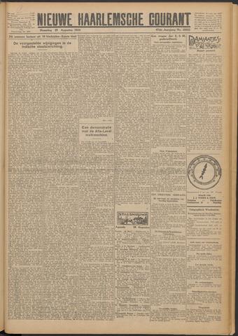Nieuwe Haarlemsche Courant 1924-08-25
