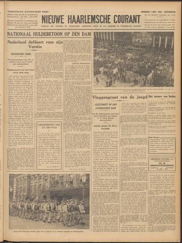 Nieuwe Haarlemsche Courant 1938-09-07